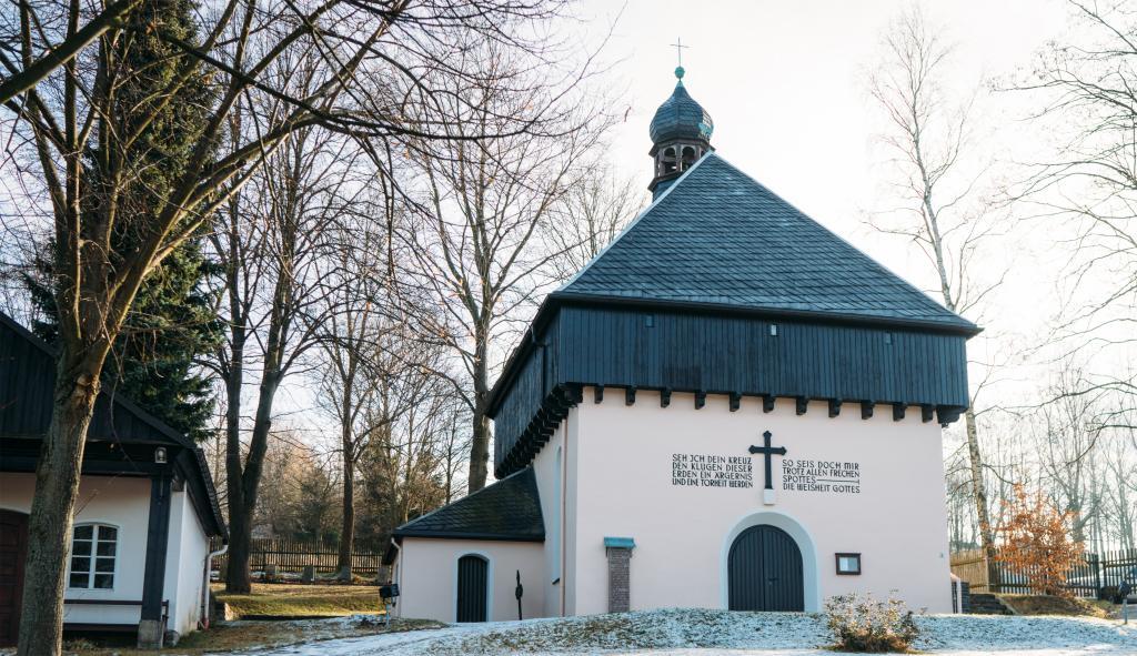 Kreuzkapelle Mauersberg