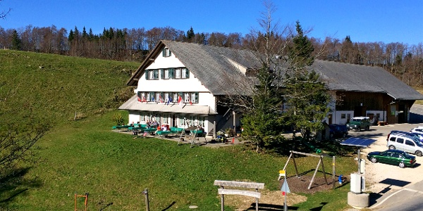 Bergrestaurant Sennhaus.