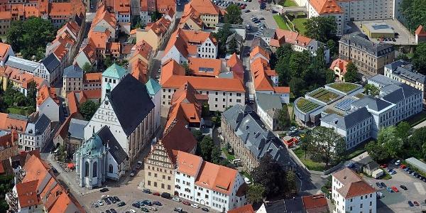 Berg- und Universitätsstadt Freiberg