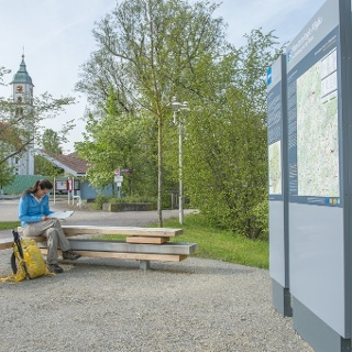 Start- und Willkommensplatz Bad Wurzach