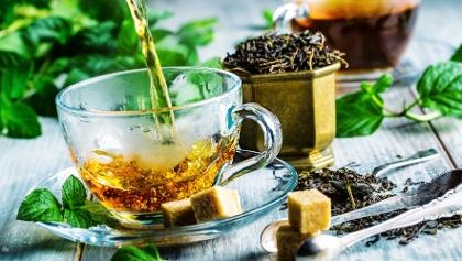 Die Welt des Tees