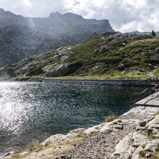 Refuge Ibones de Bachimana (2178 m)