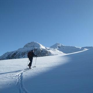 Vordere und Hintere Großwandspitze aus dem Pleißlingkessel