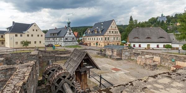 Denkmalkomplex Saigerhütte Olbernhau