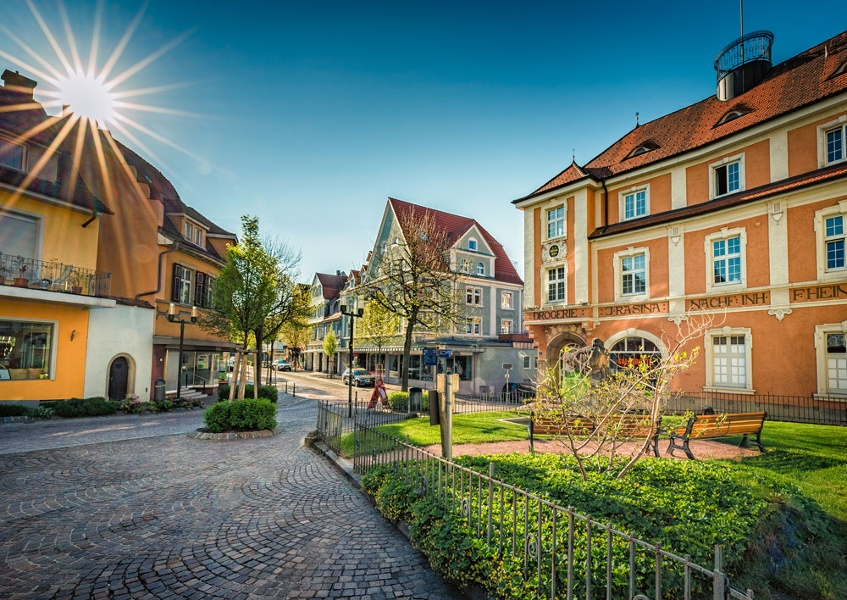 Stadtrundgang durch die Reisdenzstadt Donaueschingen