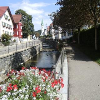 Hausbach in Weiler