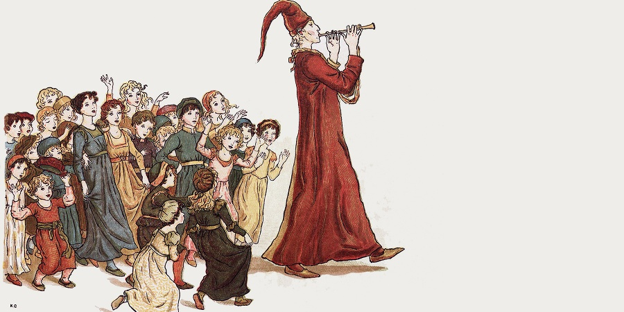 Image result for the pied piper