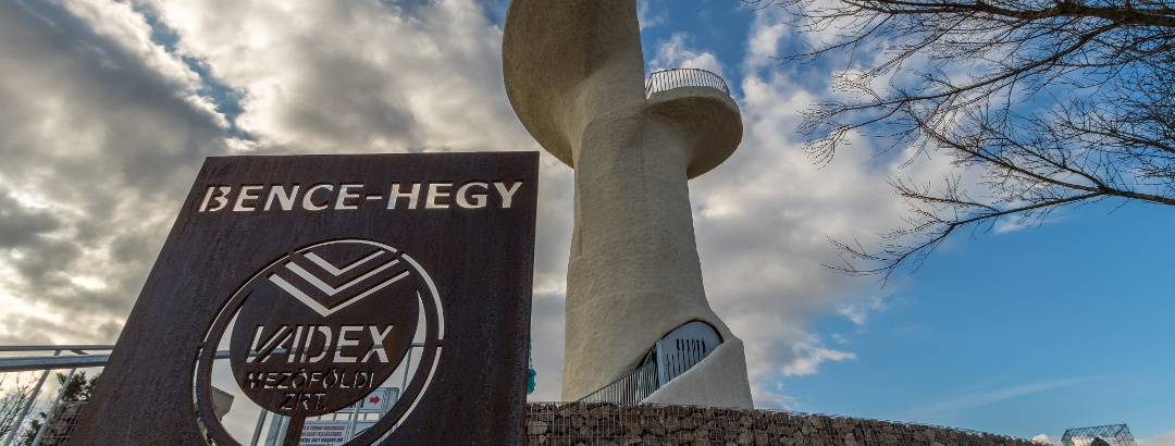 Lookout tower of Bence-hegy