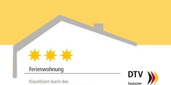 DTV-Kl_Schild_Ferienwohnung_3 Sterne