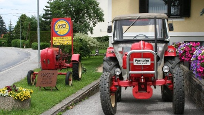 Traktormuseum Hitzendorf