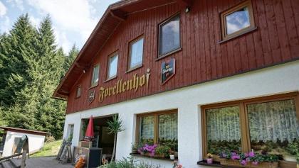 Forellenhof im Schwarzatal
