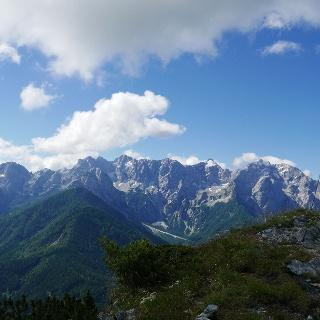 Gipfelkreuz (Plebiszitkreuz) des Kärntner Storschitz