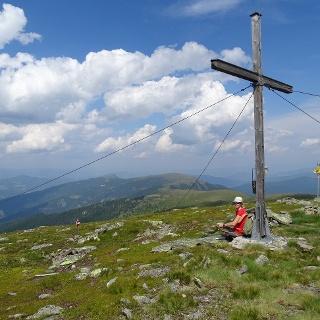 Prankerhöhe Gipfel