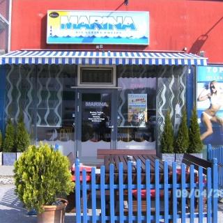 Café_Marina_Eingang