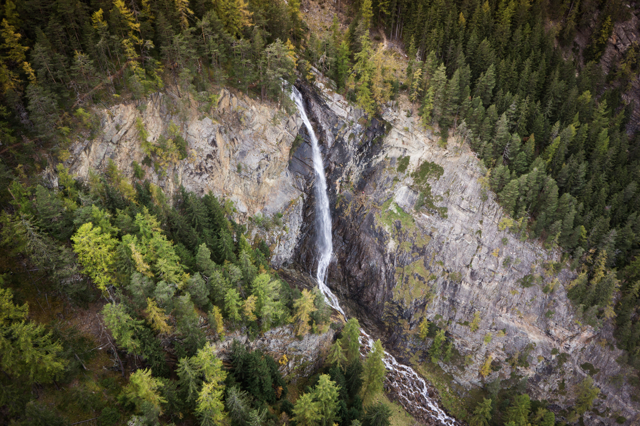 Klettersteig Lehner Wasserfall : Klettersteig lehner wasserfall Österreichs wanderdörfer