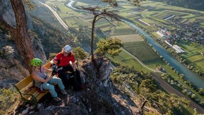 Klettersteig Zirbenwald : Die schönsten klettersteige in sölden