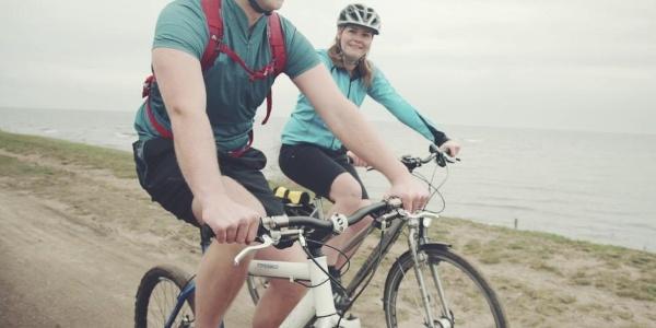 NATURA – Fahrradurlaub an der Ostsee – cykelferie ved Østersøen