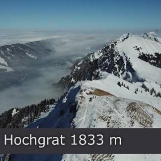Hochgrat Skitour