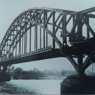 The Ludendorff Bridge in Remagen