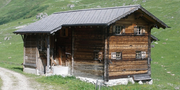 Etappe 18: Alp im Fondei