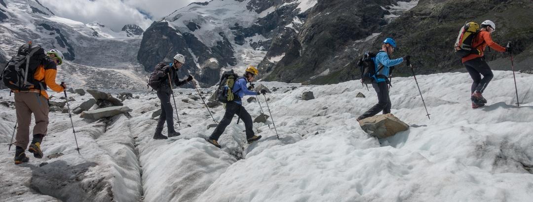 Gletsjertochten bergsportreizen.nl
