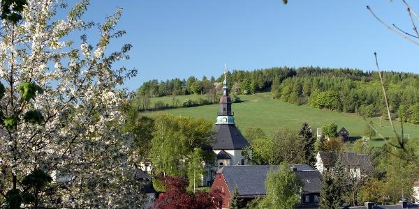 Seiffener Rundkirche