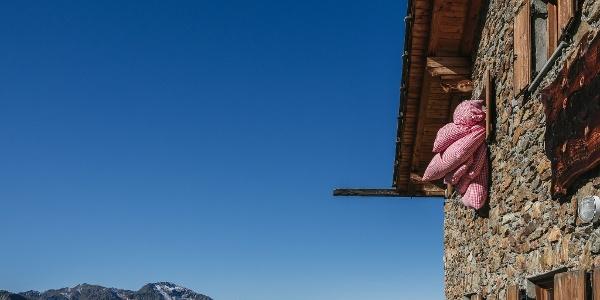 Die Oberetteshütte