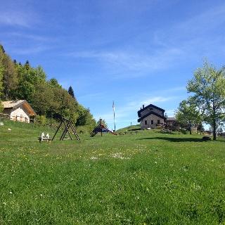 Malga Somator - Val di Gresta