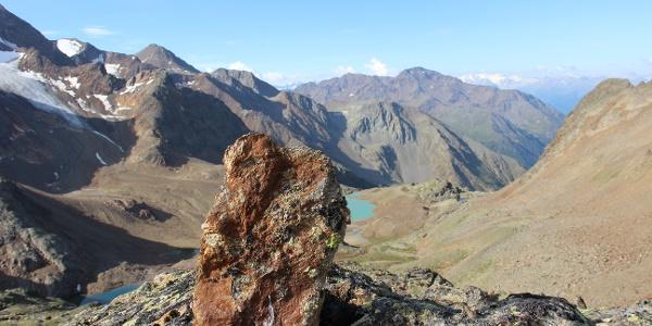 Saldurseen- höchstes Seenplateau Südtirols
