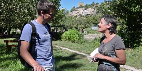 Routes de la Lavande   Les Baronnies provençales