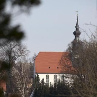 Kirche in Gleisberg