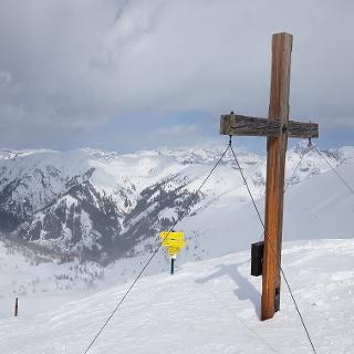 Kreuzeck (2.204 m)