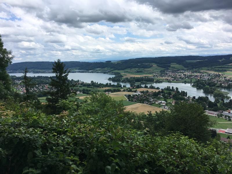 Bodensee-Rundweg um den Untersee