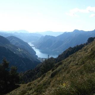 Panorama dallo Stigolo