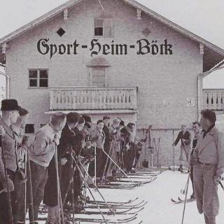 Sportheim Böck Nostalgie