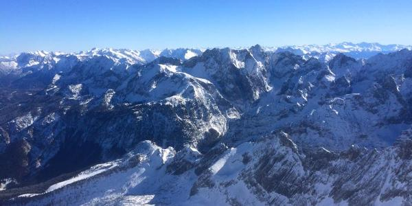 View from Alpspitze