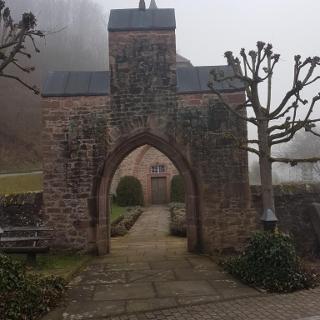Quellkirche in Schöllenbach