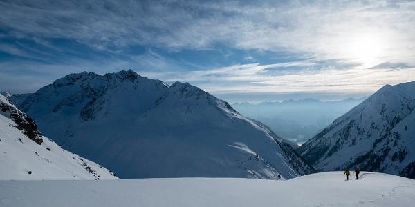 Finstertaler Schartenkopf Skitour