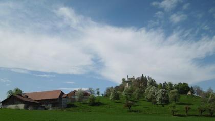 Gasthof und Ruine Rabenstein