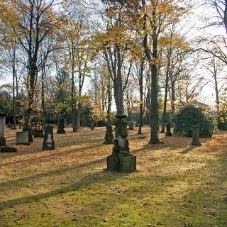 Historische Altstadt von Freiberg - Donatsfriedhof