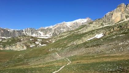 Montée au mont Thabor