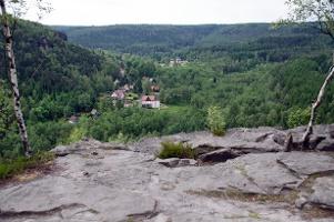 Foto Aussicht auf Ostrov