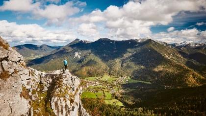 Leonhardstein - Gipfel