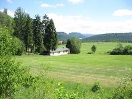 Foto Blick auf das walderlebniszentrum Leupoldishain