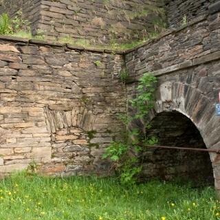 Abraham Schacht - Erzrollen und Erzbahntunnel