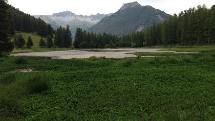Klettersteig Chateau Queyras : Parc naturel régional du queyras u2022 naturdenkmal » outdooractive.com