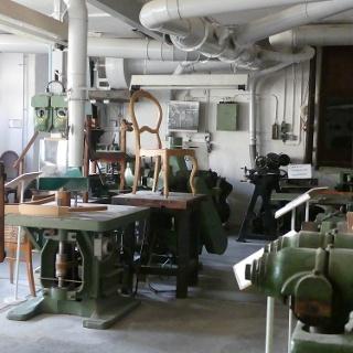 Technisches Museum Alte Stuhlfabrik