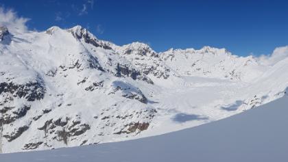 Panorama an der Berstation