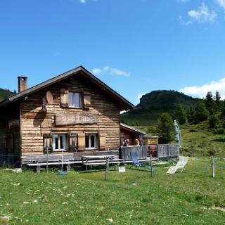 Skihütte Feldis