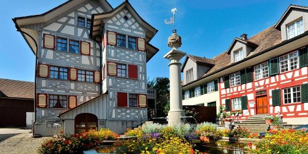 Riegelhäuser in Weinfelden